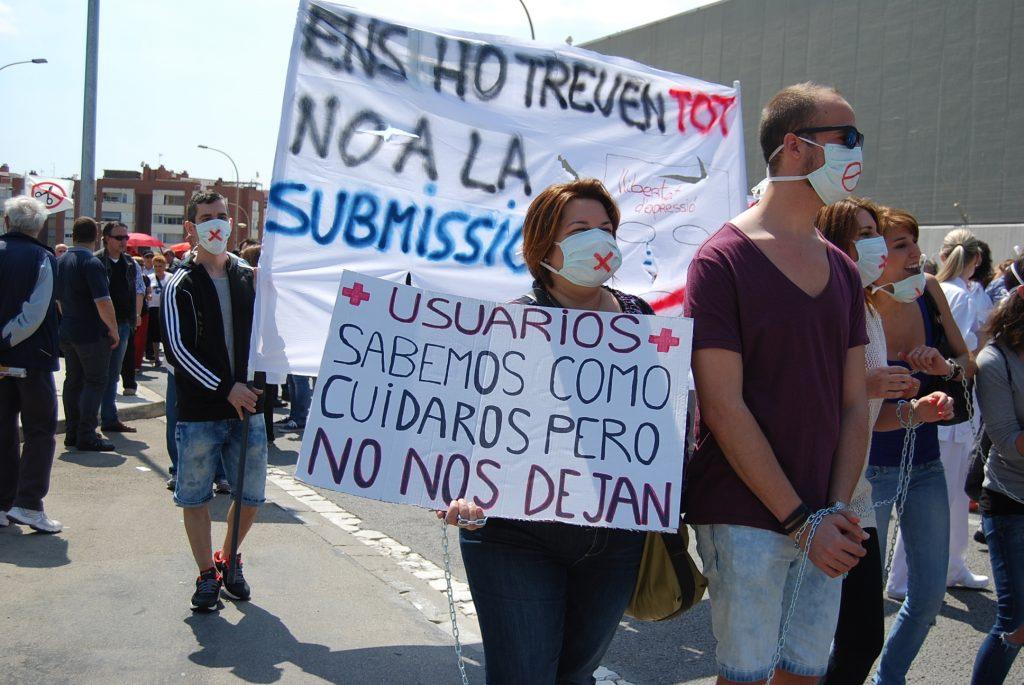 Plataforma en defensa de la Sanitat Pública del Baix Llobregat