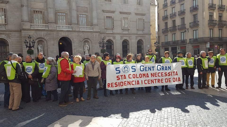 SOS GENT GRAN Santa Coloma de Gramenet