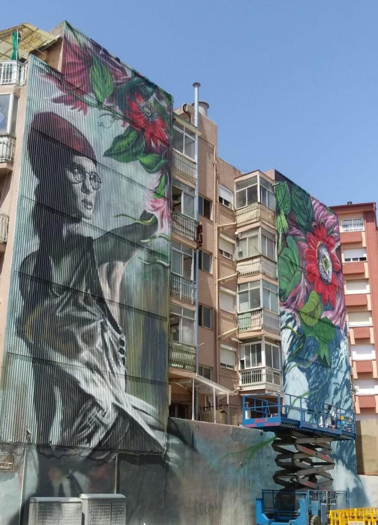 Art mural i regeneració urbana