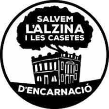 Campanya Salvem l'Alzina i les casetes